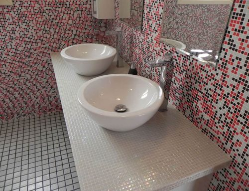 REVIGLASS – MOSAIC – BATHROOMS & KITCHENS