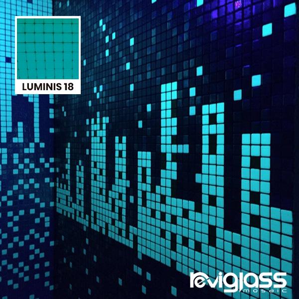 mosaico de vidrio reviglass