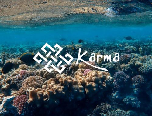 Karma, el nuevo mosaico de vidrio que conecta con la naturaleza
